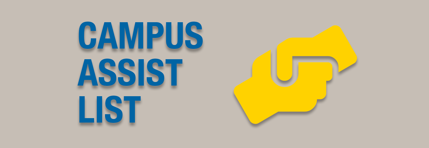 Campus Assist List