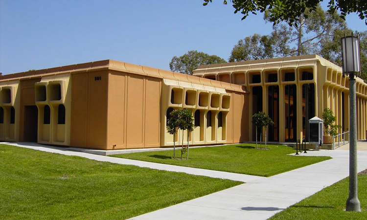 UCI Student Health Center building